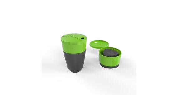 Light My Fire Pack-up-Cup Drikkeflaske grøn